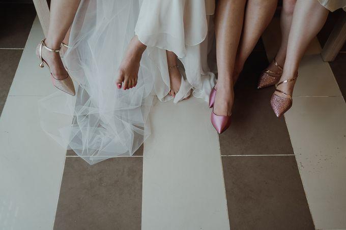 Agnes & Dicky Wedding by HENRY BRILLIANTO - 009