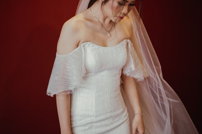 Agnes & Dicky Wedding by HENRY BRILLIANTO - 012
