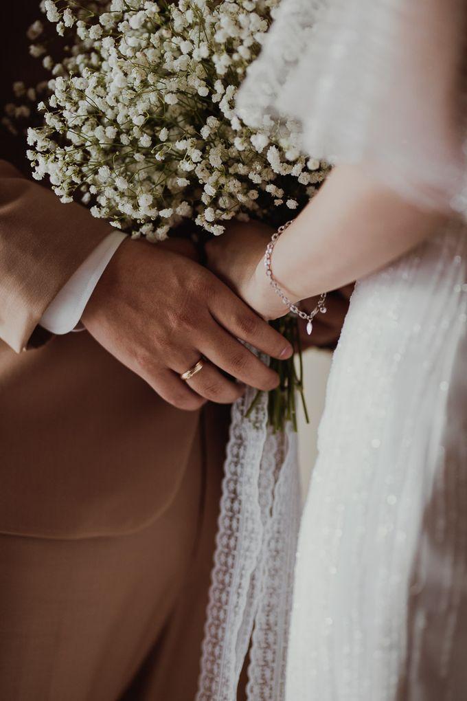 Agnes & Dicky Wedding by HENRY BRILLIANTO - 020
