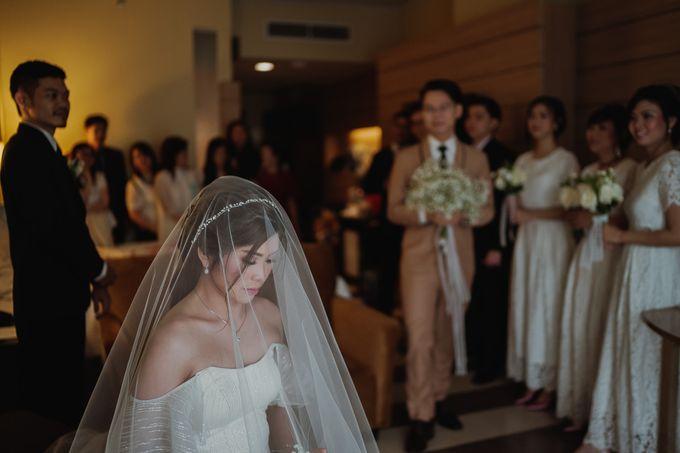 Agnes & Dicky Wedding by HENRY BRILLIANTO - 014