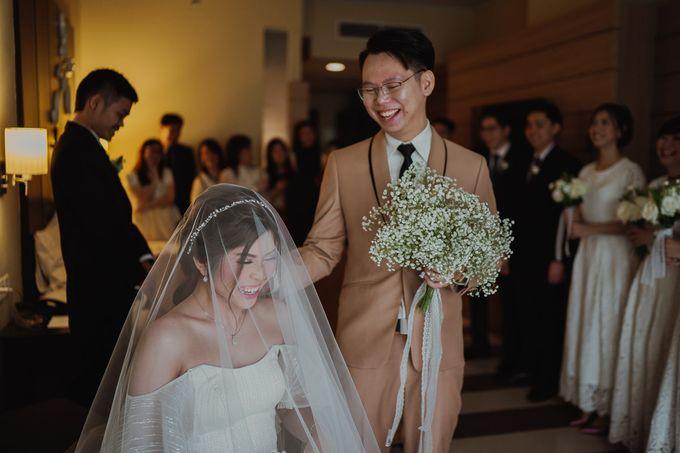 Agnes & Dicky Wedding by HENRY BRILLIANTO - 015