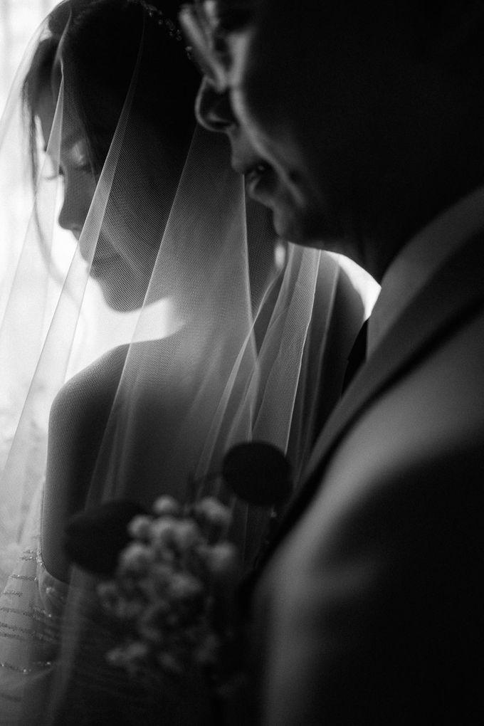 Agnes & Dicky Wedding by HENRY BRILLIANTO - 018