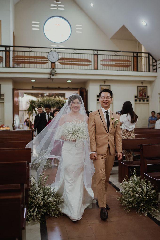 Agnes & Dicky Wedding by HENRY BRILLIANTO - 023