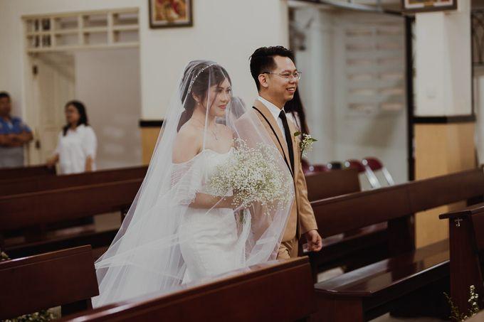 Agnes & Dicky Wedding by HENRY BRILLIANTO - 024
