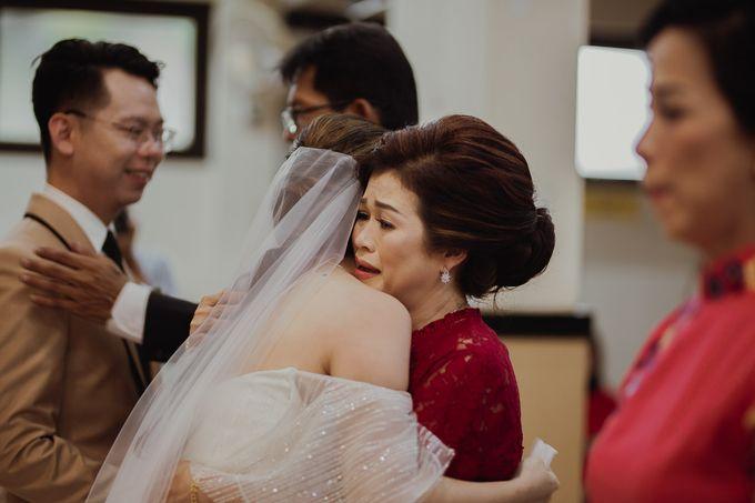 Agnes & Dicky Wedding by HENRY BRILLIANTO - 028