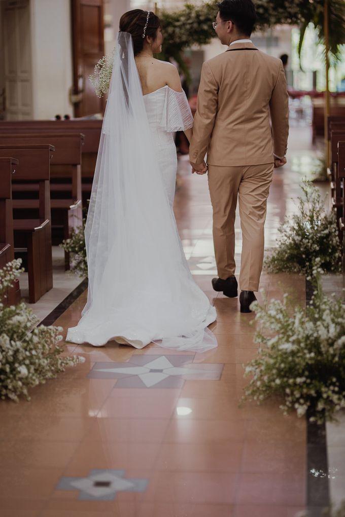 Agnes & Dicky Wedding by HENRY BRILLIANTO - 031