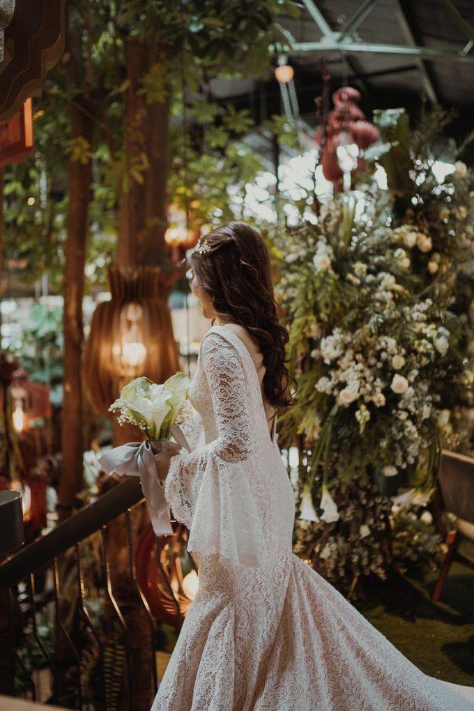 Agnes & Dicky Wedding by HENRY BRILLIANTO - 036