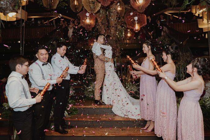 Agnes & Dicky Wedding by HENRY BRILLIANTO - 041