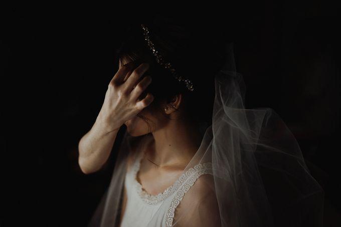 Agnes & Dicky Wedding by HENRY BRILLIANTO - 004