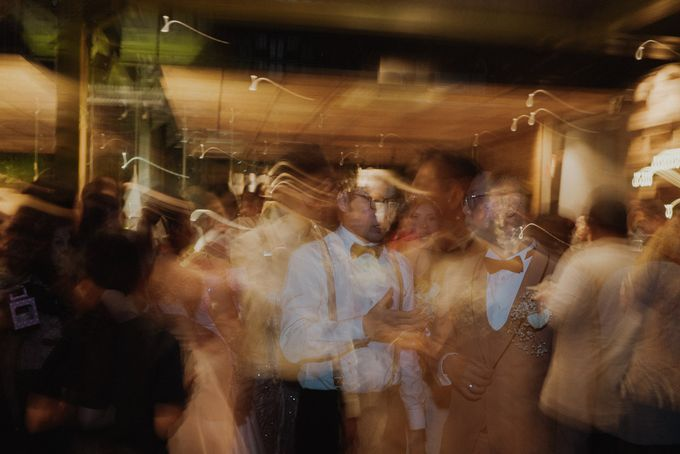 Agnes & Dicky Wedding by HENRY BRILLIANTO - 044