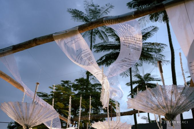 the wedding vanny&rezza by THE HIVE BUMI PANCASONA - 013
