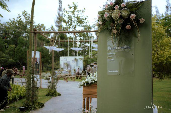 the wedding vanny&rezza by THE HIVE BUMI PANCASONA - 005