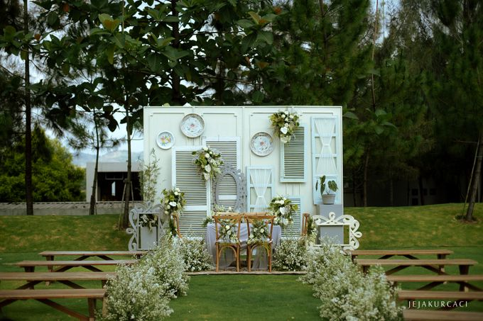 the wedding vanny&rezza by THE HIVE BUMI PANCASONA - 001