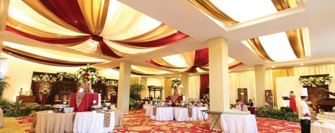 Jepara Executive Lounge Package by BALAI KARTINI - Exhibition and Convention Center - 003