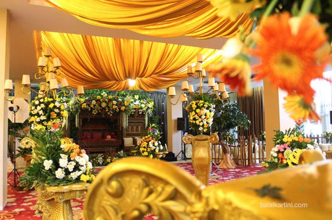 Jepara Executive Lounge Package by BALAI KARTINI - Exhibition and Convention Center - 005