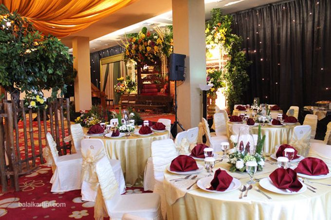 Jepara Executive Lounge Package by BALAI KARTINI - Exhibition and Convention Center - 007