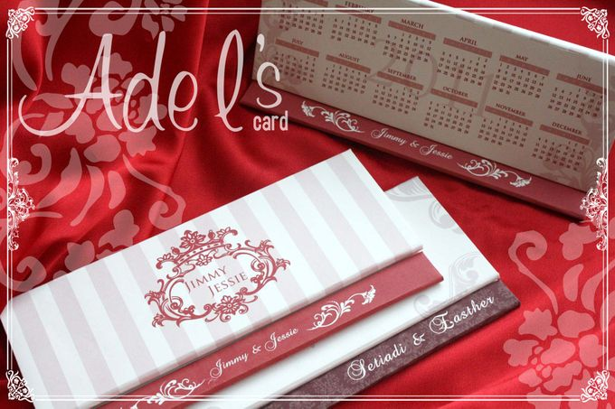 Hard Cover by Adel's House of card - 027