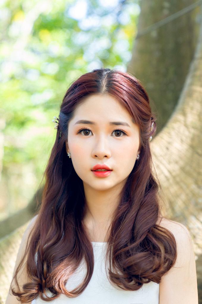 Garden series by Jen Lim Makeup Artist - 001