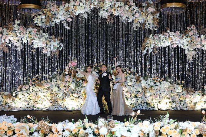 Elegant and Fun Wedding MC of Harris & Ariana by Jenita Darmento (MC) - 002