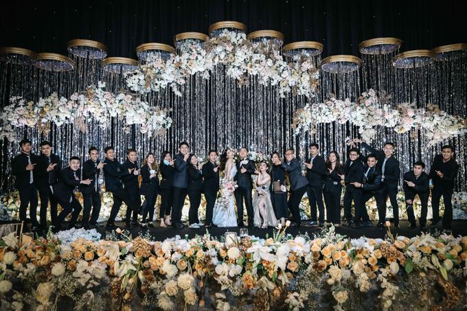 Elegant and Fun Wedding MC of Harris & Ariana by Jenita Darmento (MC) - 003