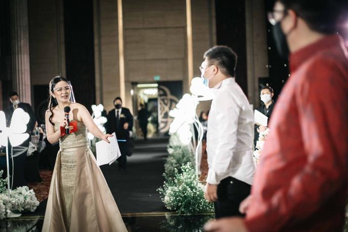 Elegant and Fun Wedding MC of Harris & Ariana by Jenita Darmento (MC) - 005