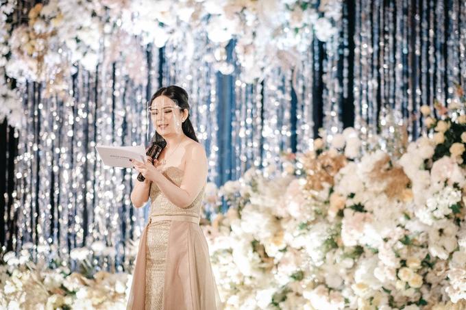 Elegant and Fun Wedding MC of Harris & Ariana by Jenita Darmento (MC) - 006