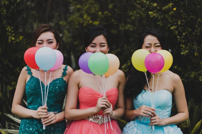 Three Beautiful Brides by Jennis Wong Makeup - 012