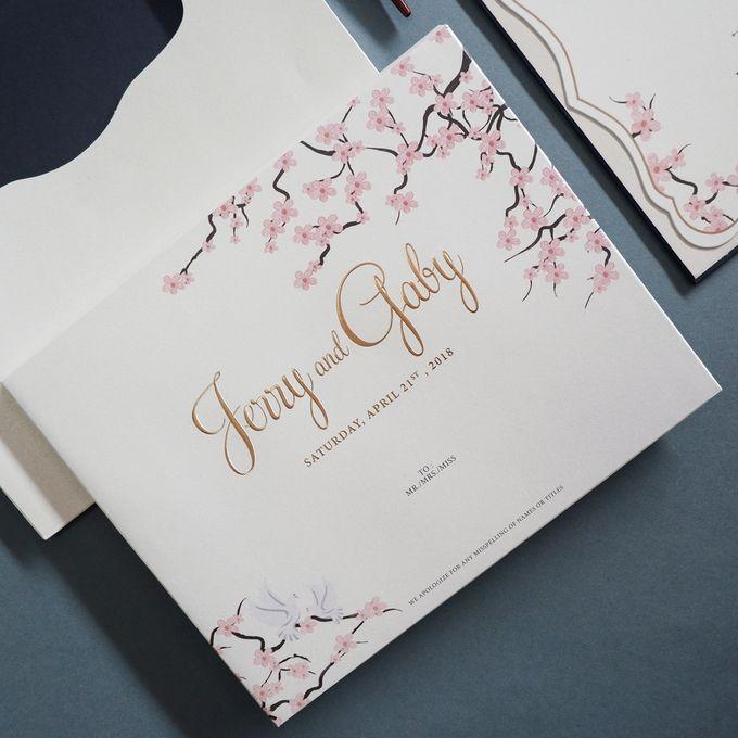 Jerry & Gaby by Meltiq Invitation - 002