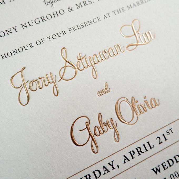 Jerry & Gaby by Meltiq Invitation - 006