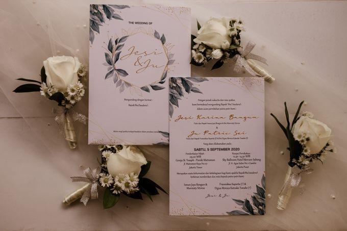 Jesi & Ju Patric Wedding by AKSA Creative - 002
