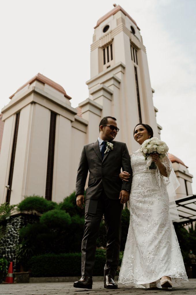 Jesi & Ju Patric Wedding by AKSA Creative - 040