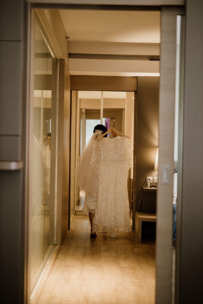 Jesi & Ju Patric Wedding by AKSA Creative - 005