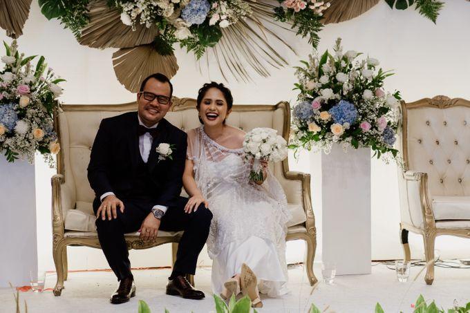 Jesi & Ju Patric Wedding by AKSA Creative - 042