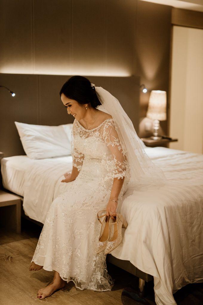 Jesi & Ju Patric Wedding by AKSA Creative - 006