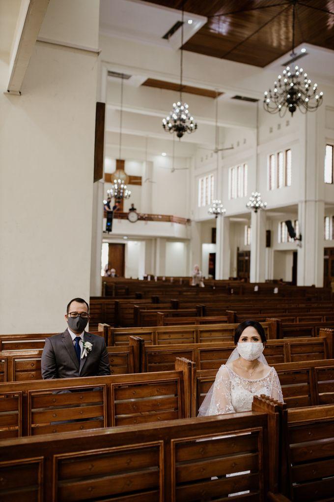 Jesi & Ju Patric Wedding by AKSA Creative - 010
