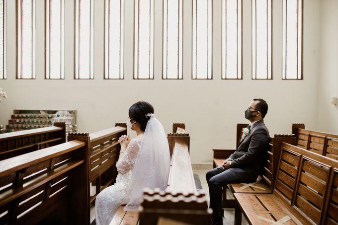 Jesi & Ju Patric Wedding by AKSA Creative - 011