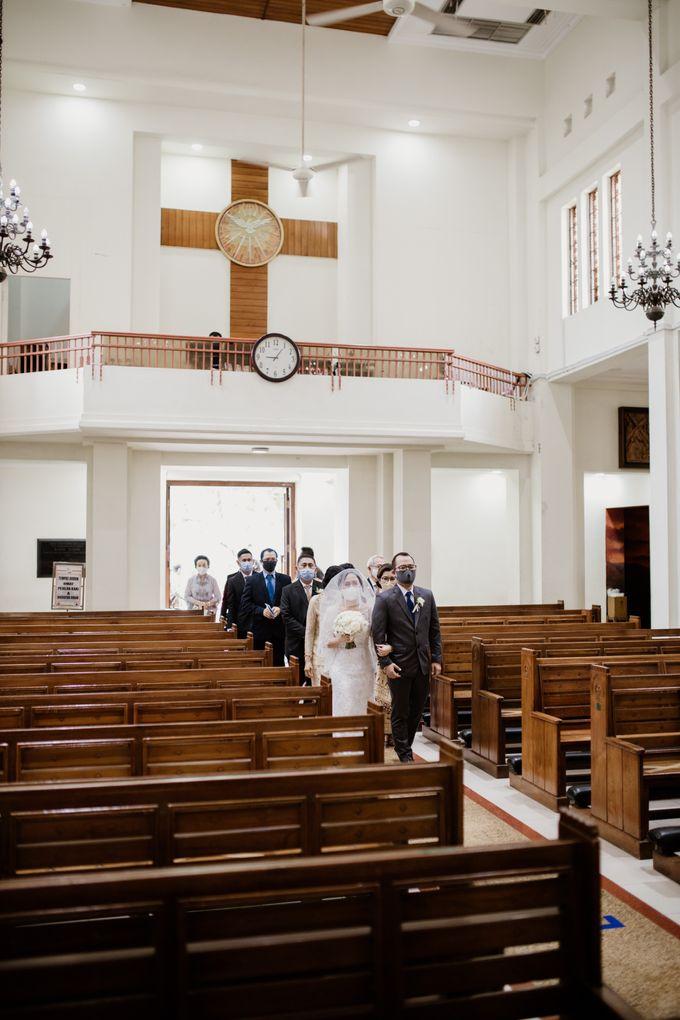 Jesi & Ju Patric Wedding by AKSA Creative - 013