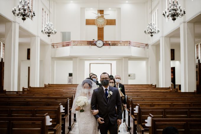 Jesi & Ju Patric Wedding by AKSA Creative - 014