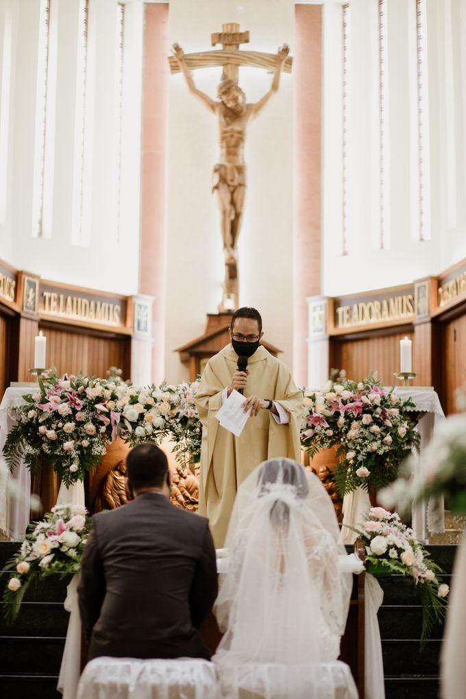Jesi & Ju Patric Wedding by AKSA Creative - 016