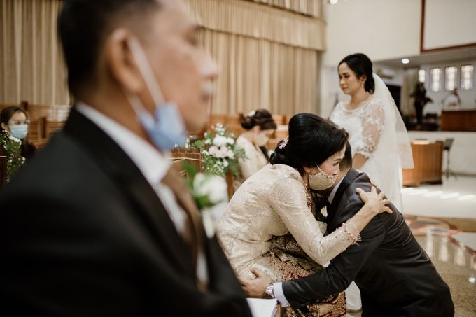 Jesi & Ju Patric Wedding by AKSA Creative - 019