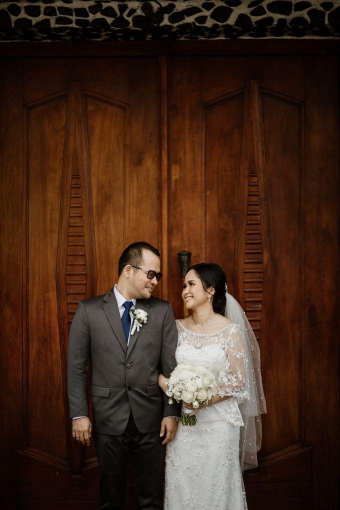 Jesi & Ju Patric Wedding by AKSA Creative - 020