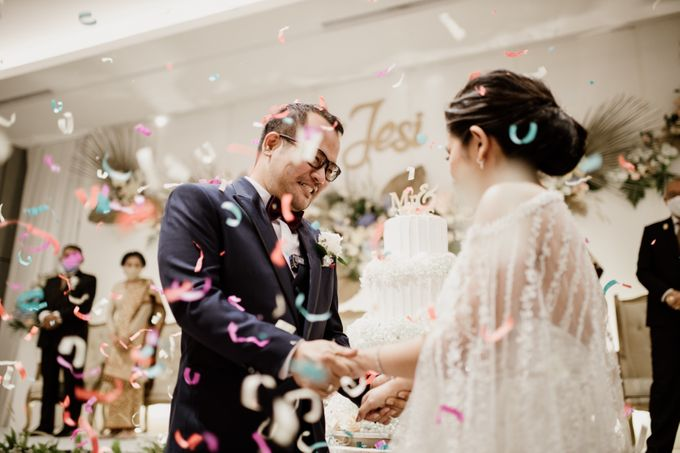 Jesi & Ju Patric Wedding by AKSA Creative - 021