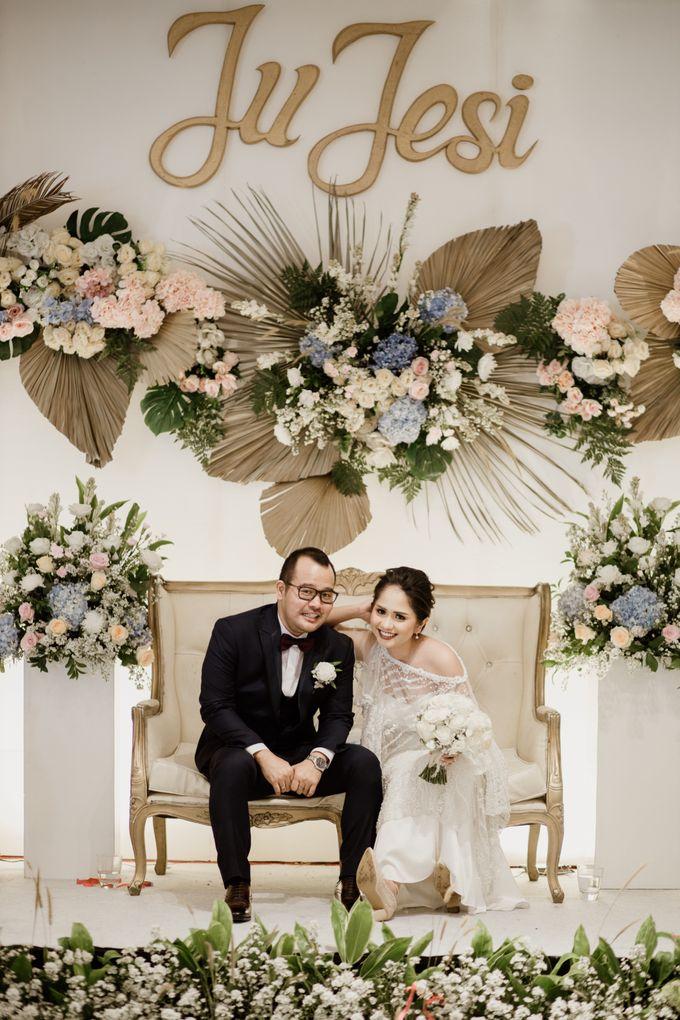 Jesi & Ju Patric Wedding by AKSA Creative - 022