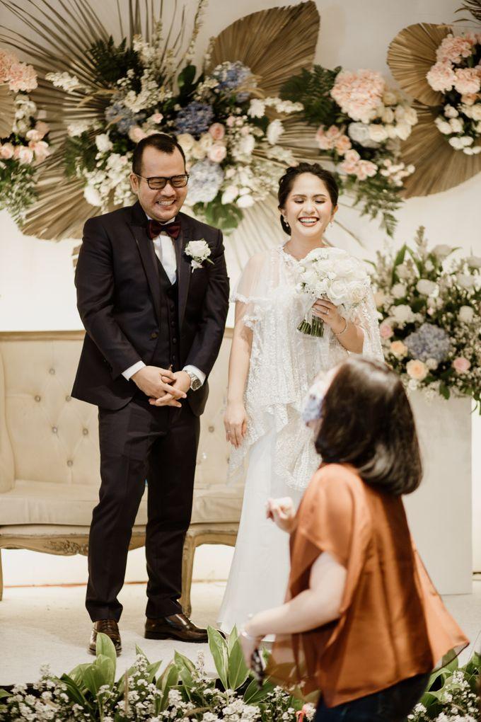 Jesi & Ju Patric Wedding by AKSA Creative - 023