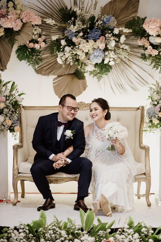 Jesi & Ju Patric Wedding by AKSA Creative - 024