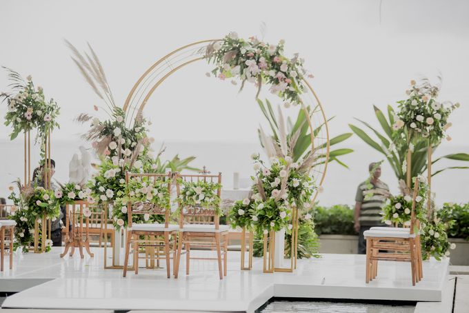 The Wedding of Alice and Jesse by Villa Vedas - 008