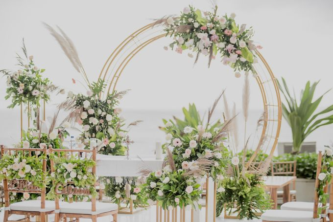 The Wedding of Alice and Jesse by Villa Vedas - 010