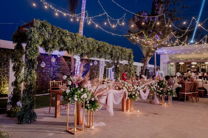 The Wedding of Alice and Jesse by Villa Vedas - 036
