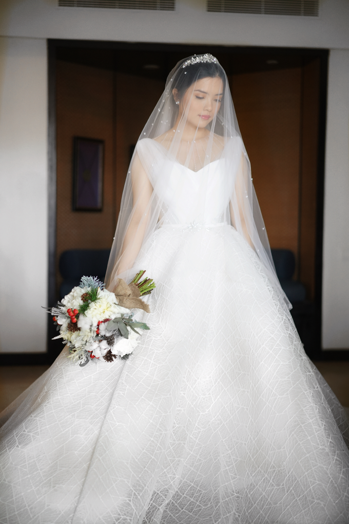 Wedding dress Natashia Nikita by Jessica Huang - 011