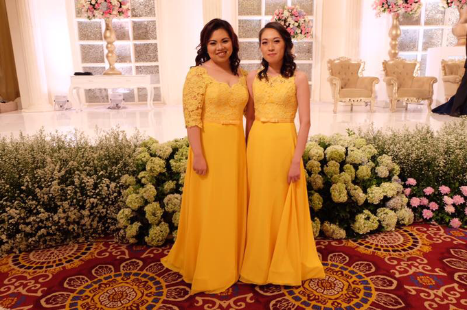 Bridesmaids Dresses by Jessica Huang - 002